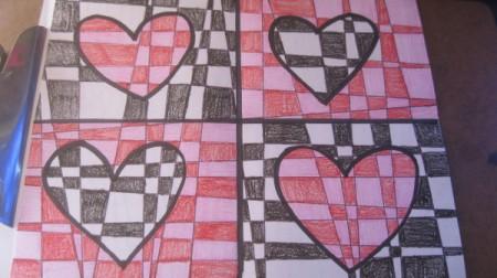 Checkerboard Art