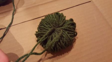Handmade Pom-Poms