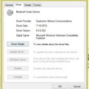 screen shot of message