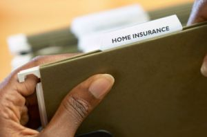 home insurance file