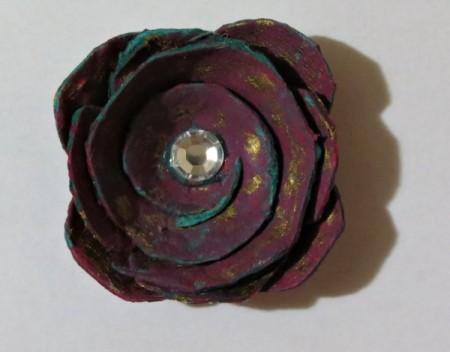 Vintage Rose Gift Bag