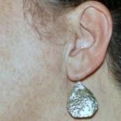 Citrus Peel Earrings