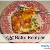 Egg Bake Recipes