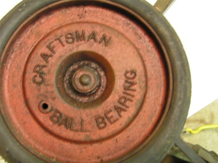 Value of a Craftsman Reel Mower