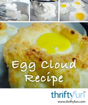 Egg Cloud Recipe