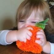 Pom Pom Pumpkin