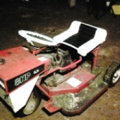 Value of Old Riding Mower