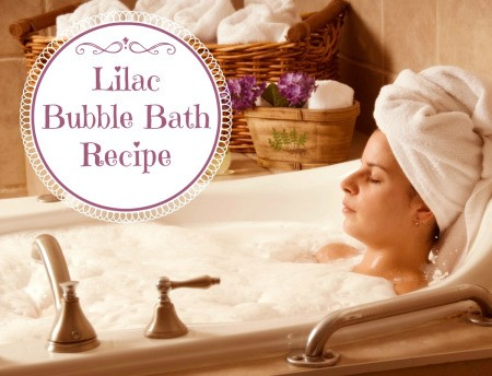 Lilac Bubble Bath