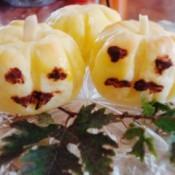 finished potato pumpkins