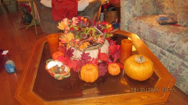 September Decorating Ideas fall decorating ideas | thriftyfun
