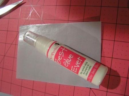 Homemade Glue Dots