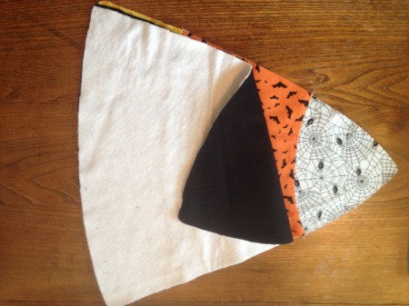 Candy Corn Table Mat