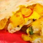 Stuffed Naan Bread Recipes