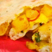 Stuffed Naan Bread Recipes