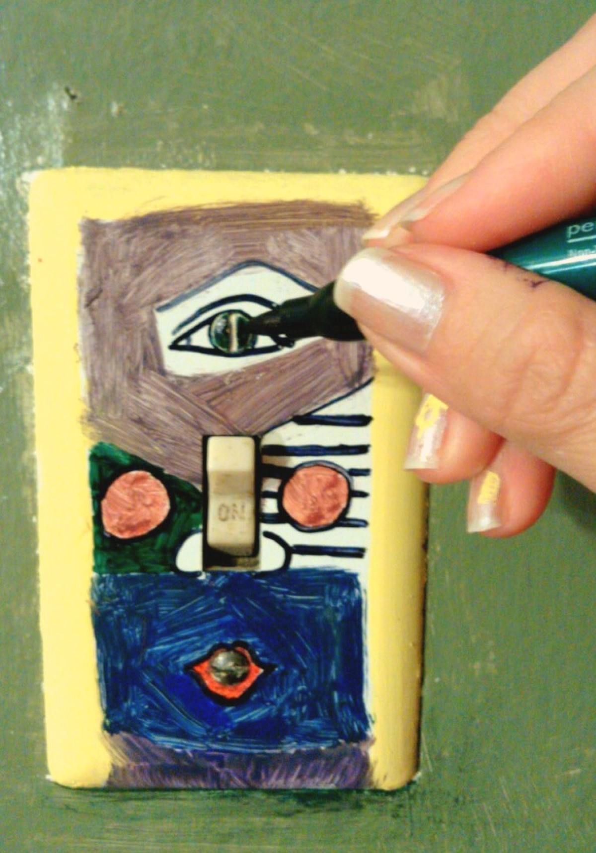 Making A Pico Light Switch Plate Cover Thriftyfun