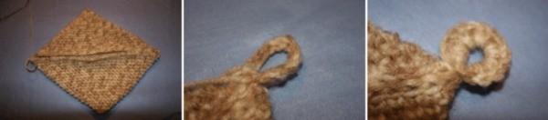 Single Crochet Potholder