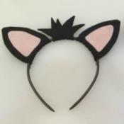 Felt Kitty Ears