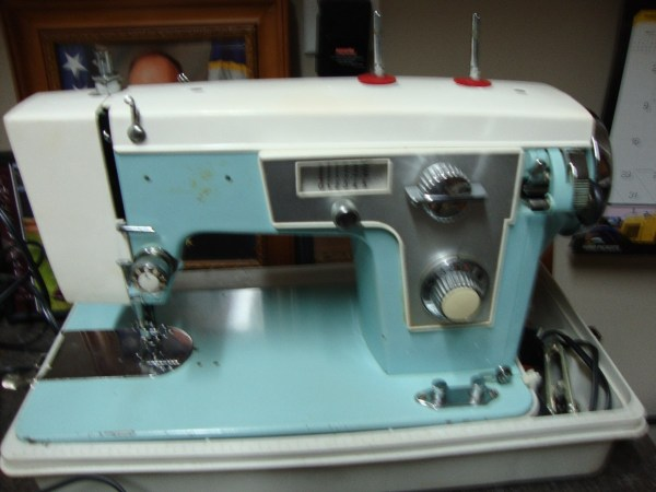Locating Sewing Machine Model and Serial Numbers | ThriftyFun