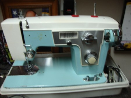 Sewing Machine Make and Model