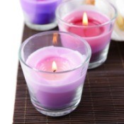Preventing Wax Residue in Candle Holders
