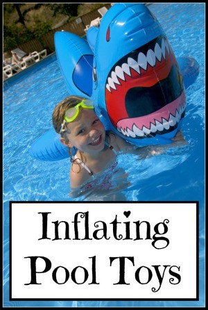 Inflating Pool Toys