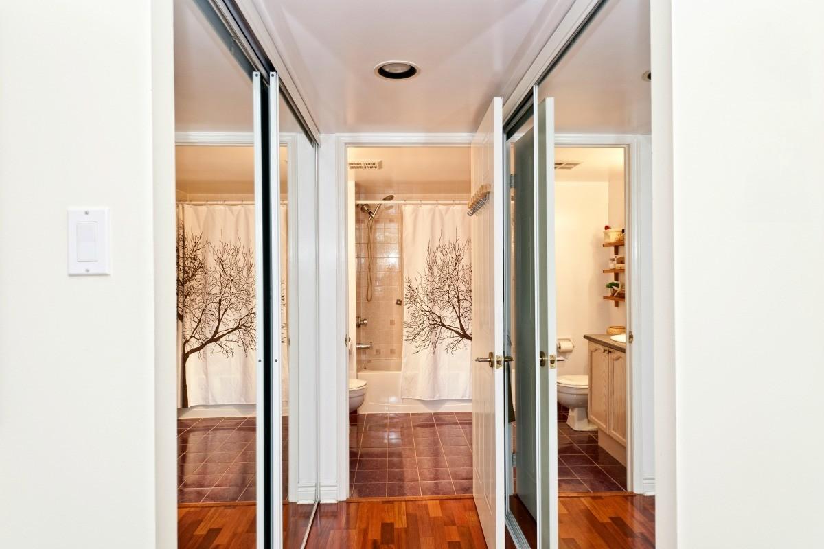 Affixing Fabric To Mirrored Closet Doors Thriftyfun
