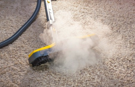 Steam Cleaning Smelly Carpet