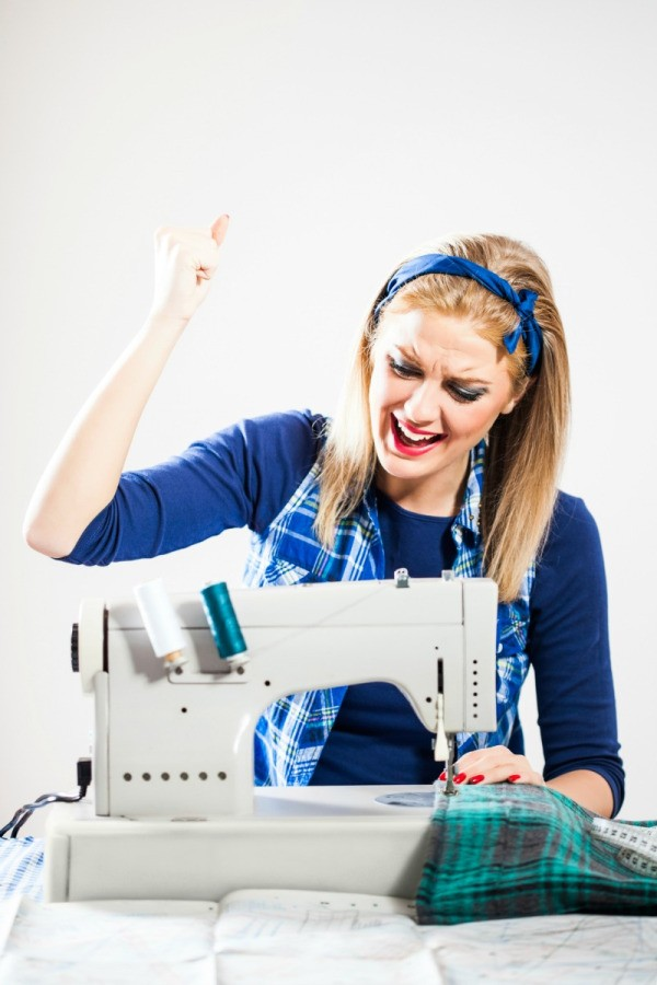 Sewing Machine Won't Sew In Reverse ThriftyFun Adorable Sewing Machine Won T Stitch