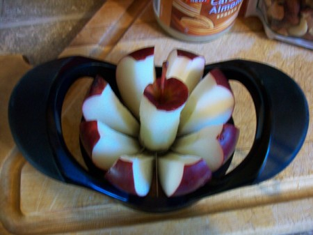 Easy Apple Snack
