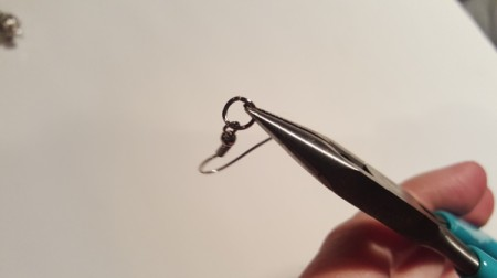 Easy Headpin Earrings