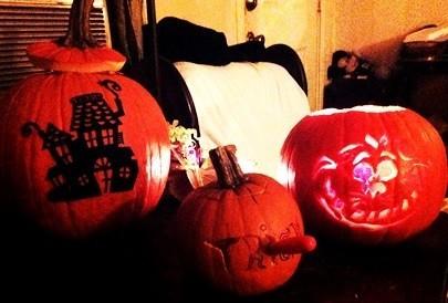 Family Pumpkins 2015