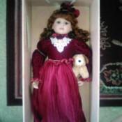 DanDee doll in box