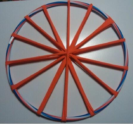 Hula Hoop Hat