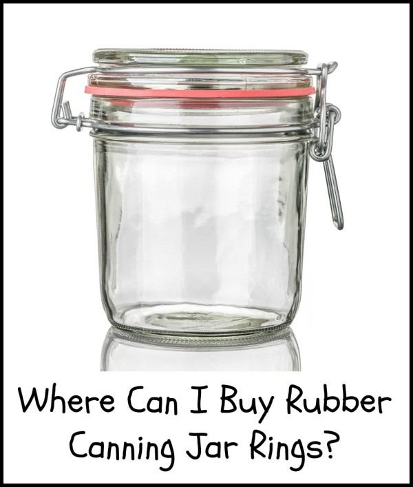 Charmant Where Can I Buy Rubber Canning Jar Rings?