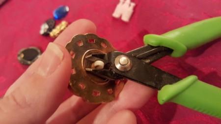 Creamer Carton Pull Tab Rings