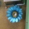 Making Flower Magnets for Your Locker