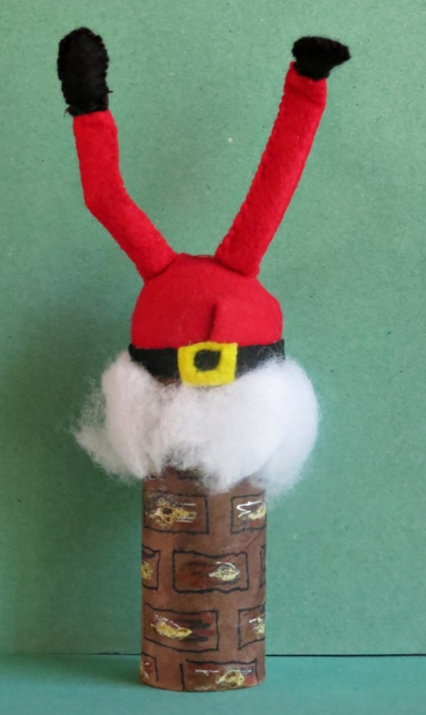 Xmas Crafts For Kids To Make