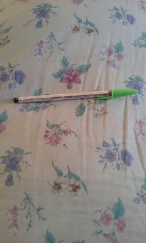 Homemade Stylus Pen