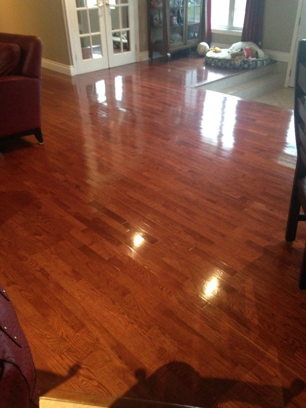 Cleaning And Preventing Streaks On Hardwood Floors