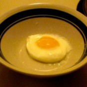 Very Easy Poached Egg