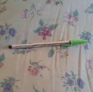Homemade Stylus Pen