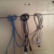 Wire Hanging Shelf