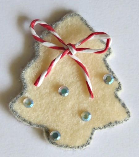 Sugar Cookie Christmas Card