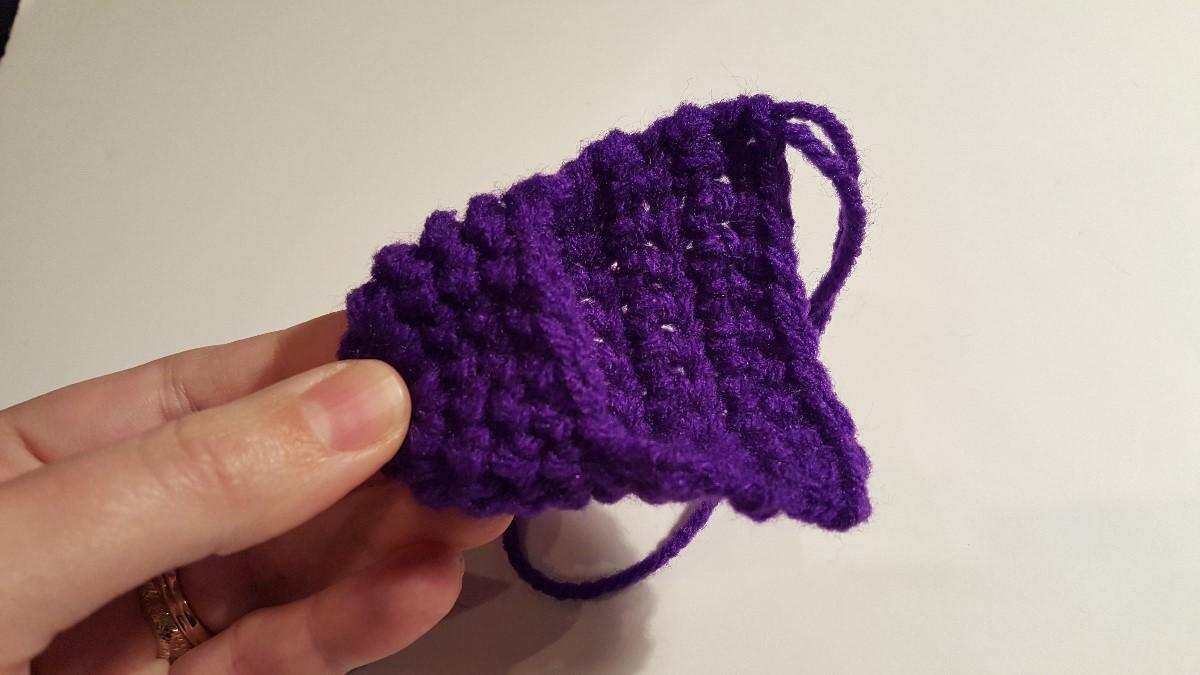 Crochet Spot » Blog Archive » Crochet Pattern: Doll Booties ... | 675x1200