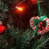 Photo of Holiday Heart Ornament