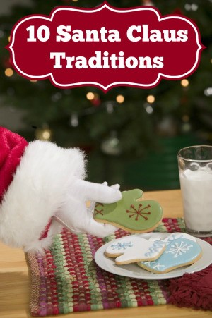Santa Claus Traditions