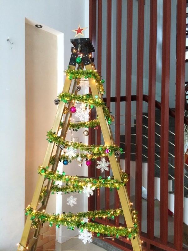 Alternatives to Having a Christmas Tree | ThriftyFun
