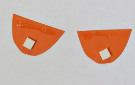 Penguin Knife and Fork Envelope