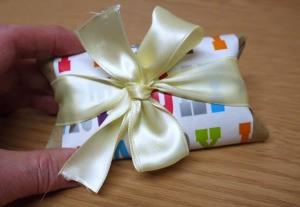Cardboard Tube Gift Box