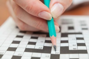 Organizing Crossword Puzzles
